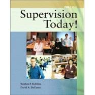 Supervision Today!, 5/e & Self-Assessment Library v.3.0 Package