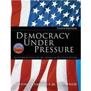 Democracy Under Pressure: An Introduction to the American Political System: 2006 Election Update