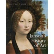 Janson's History of Art The Western Tradition Reissued Edition