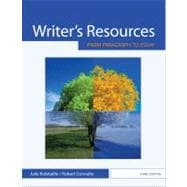 Writer's Resources : From Paragraph to Essay