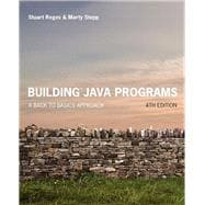 Building Java Programs A Back to Basics Approach Plus MyProgrammingLab with Pearson eText -- Access Card Package