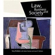 Law, Business & Society with PowerWeb