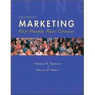 Marketing : Real People, Real Choices (With Free Marketing Updates Access Code Card)