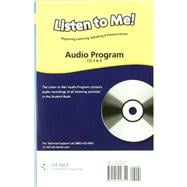 Listen to Me!: Audio CDs