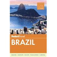 Fodor's Brazil 9781101878323R