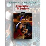 Annual Editions: Computers in Society 06/07