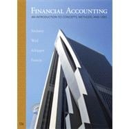 Financial Accounting: An Introduction to Concepts, Methods and Uses, 13th Edition