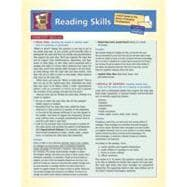 Study Card For Reading Skills