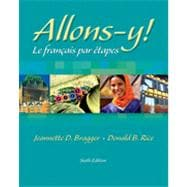 Allons-y!: Le Franais par tapes, 6th Edition