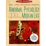 Abnormal Psychology and Modern Life; 10e Updated with Internet Companion National Bundle