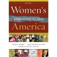 Women's America, Volume 1 Refocusing the Past