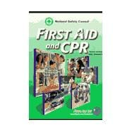 First Aid and CPR : Web Enhanced