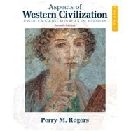 Aspects of Western Civilization Problems and Sources in History, Volume 1