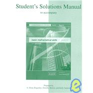 Student's Solutions Manual t/a Basic Mathematical Skills w/ Geometry
