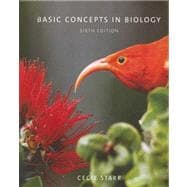 Basic Concepts in Biology (with CD-ROM and BiologyNOW™™-Personal Tutor, InfoTrac 2-Semester Printed Access Card)
