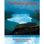 Physical Universe with Essential Study Partner and Online Learning Center Password Card