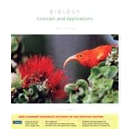 Biology Concepts and Applications (with CD-ROM and BiologyNOW�-Personal Tutor, InfoTrac 2-Semester Printed Access Card)