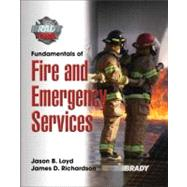 Fundamentals of Fire and Emergency Services with MyFireKit
