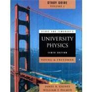 Sears and Zemansky's University Physics: Mechanics, Thermodynamics, Waves Acoustics Chapters 1-21