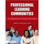 Professional Learning Communities 9781138178359R