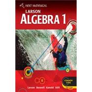 Holt McDougal Larson Algebra 1 Online Edition, 2012 (1 Year Subscription)
