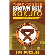 Third-Degree Brown Belt Kakuro