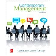 Contemporary Management