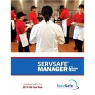 ServSafe Manager with Answer Sheet, Revised