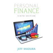 Personal Finance Plus MyFinanceLab with Pearson eText -- Access Card Package