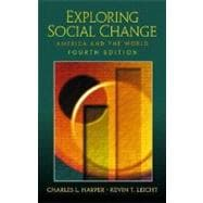 Exploring Social Change : America and the World