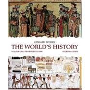 The World's History Volume 1