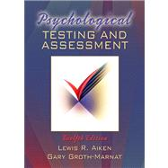 Psychological Testing And Assessment- (Value Pack w/MySearchLab)