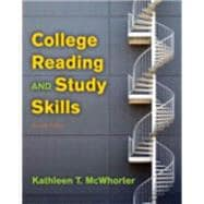 College Reading and Study Skills Plus NEW MyReadingLab with eText -- Access Card Package