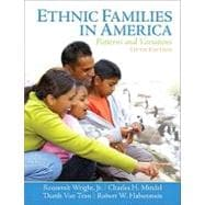 Ethnic Families in America : Patterns and Variations