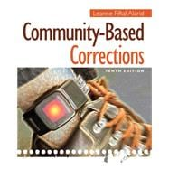 Community-Based Corrections