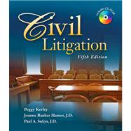 Civil Litigation 5e