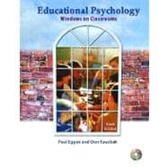 Educational Psychology : Windows on Classrooms