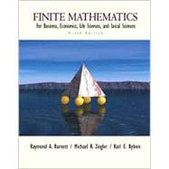 Finite Mathematics for Business, Economics, Life Sciences and Social Sciences