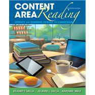Content Area Reading Literacy and Learning Across the Curriculum with Video-Enhanced Pearson eText -- Access Card Package