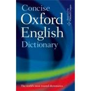 Concise Oxford English Dictionary 11th Edition Revised 2008