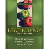 MyPsychLab with Pearson eText -- Standalone Access Card -- for Psychology: Core Concepts