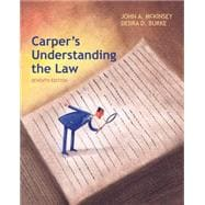 Carper�s Understanding the Law