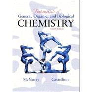 Fundamentals of General, Organic and Biological Chemistry