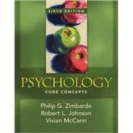MyPsychLab Pegasus with Pearson eText -- Standalone Access Card -- for Psychology: Core Concepts