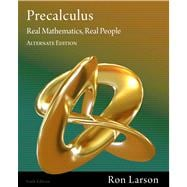 Precalculus Real Mathematics, Real People, Alternate Edition