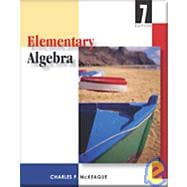 Elementary Algebra (with Digital Video Companion, BCA Tutorial, and InfoTrac)