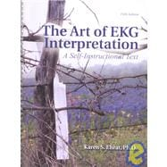 The Art of Ekg Interpretation: A Self-Instruction Text