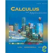 Calculus with Applications Package w/ My Math Lab and Student Starter Kit