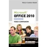 Video DVD for Shelly/Vermaat's Microsoft Office 2010: Introductory