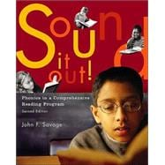 Sound It Out! Phonics in a Comprehensive Reading Program with Phonics Tutorial CD-ROM